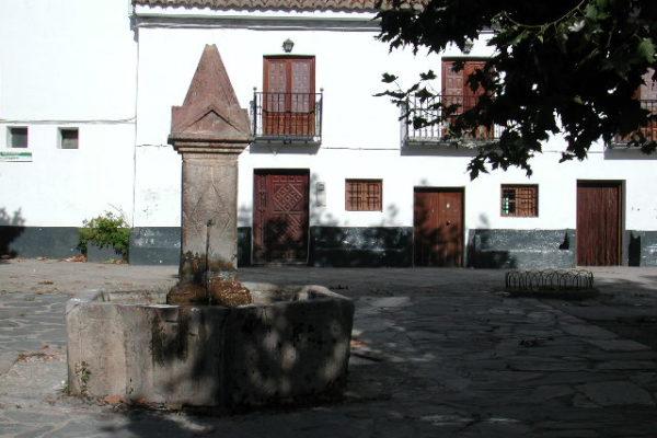 Plaza de Yegen