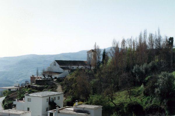 Iglesia de Mecina Bombarón