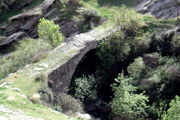 """""""Puente Romano"""" de Mecina Bombarón"""