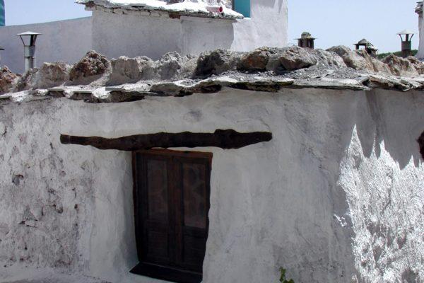 Casa típica de Juviles