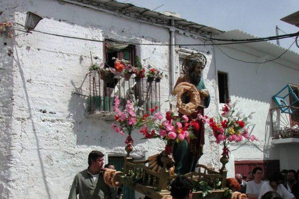 Fiestas de San Marcos en Laroles
