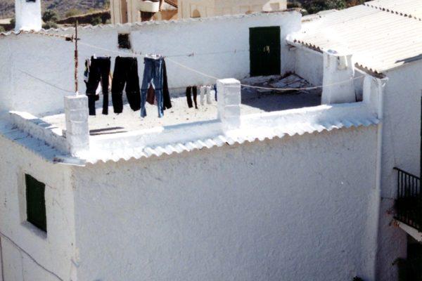 Calle empinada de Murtas