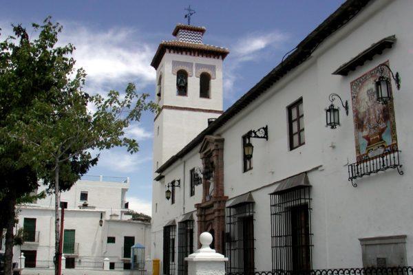 Iglesia de Pórtugos