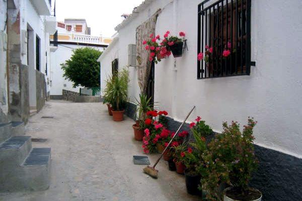 Calle de Soportújar (MAN)